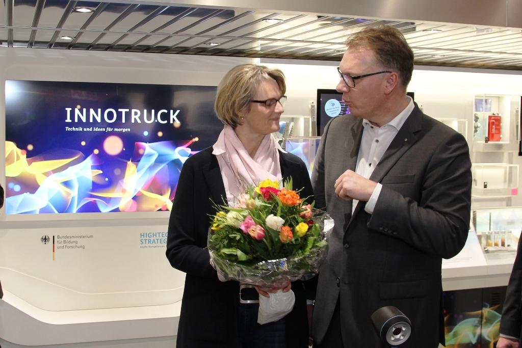 35. Emsdettener Frühjahrsmarkt - InnoTuck