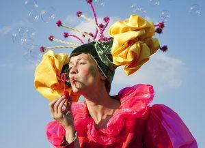 Miss Flora kommt zum Emsdettener Frühjahrsmarkt